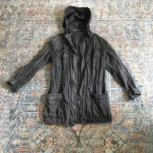 Aritzia Talula Utility Jacket